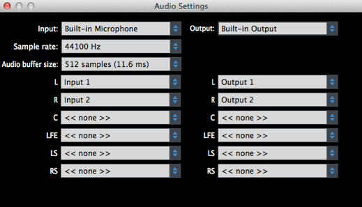 ALM5.1 Audio Loudness Meter Plugin True Peak