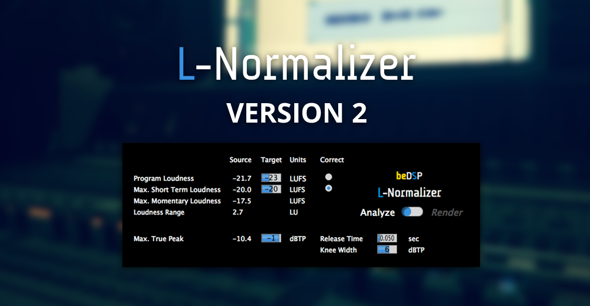 Loudness Normalizer
